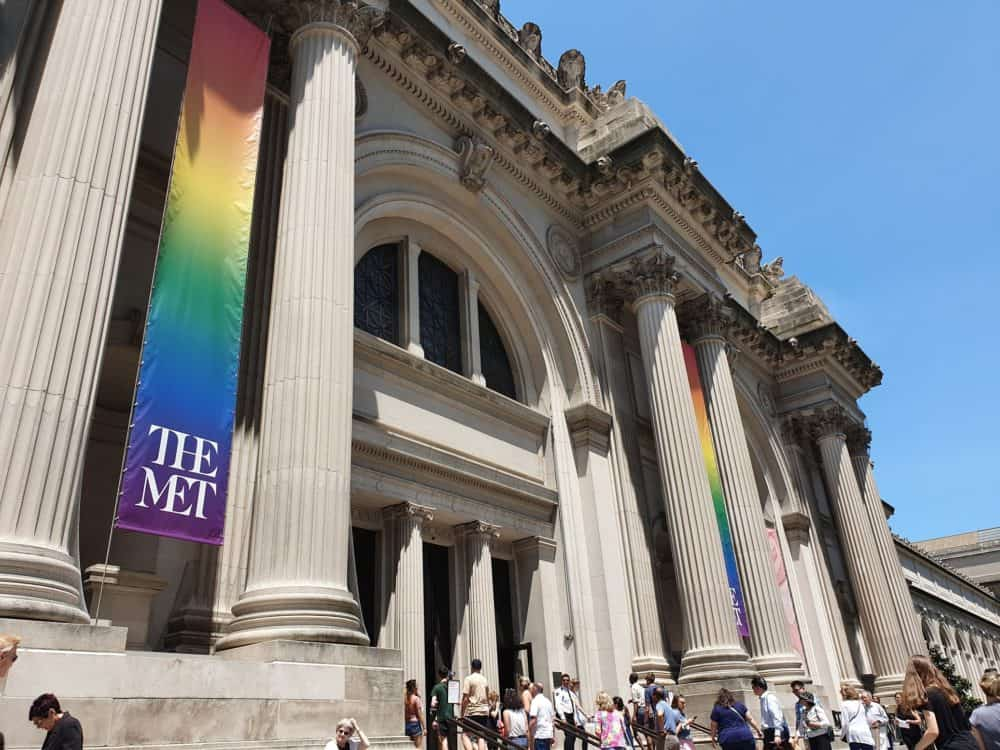 Metropolitan Museum of Art New York LGBT