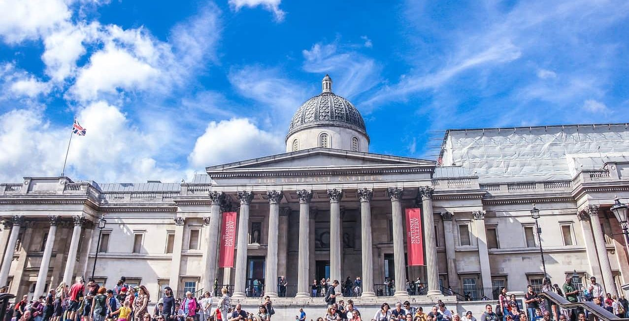 National Gallery, one of the bests Museums in London