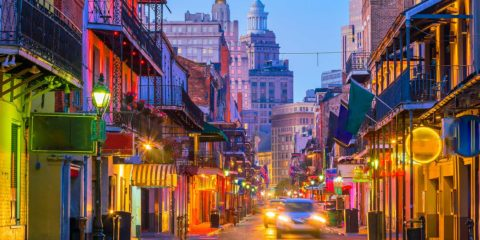 Gay New Orleans