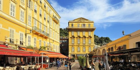 Old Town/Vieux Nice