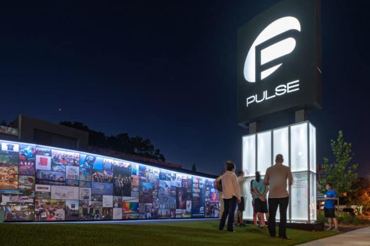Mémorial provisoire de Pulse