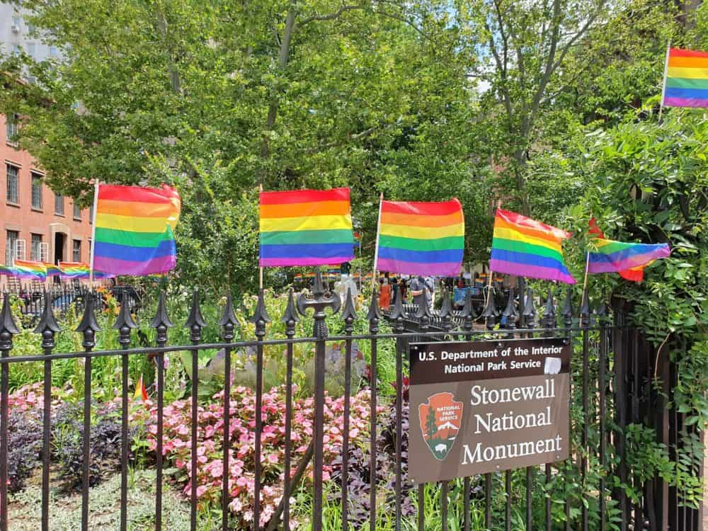 Stonewall National Monument New York