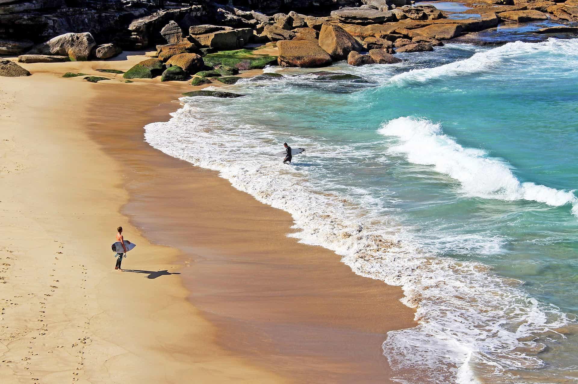 Spiagge gay di Sydney