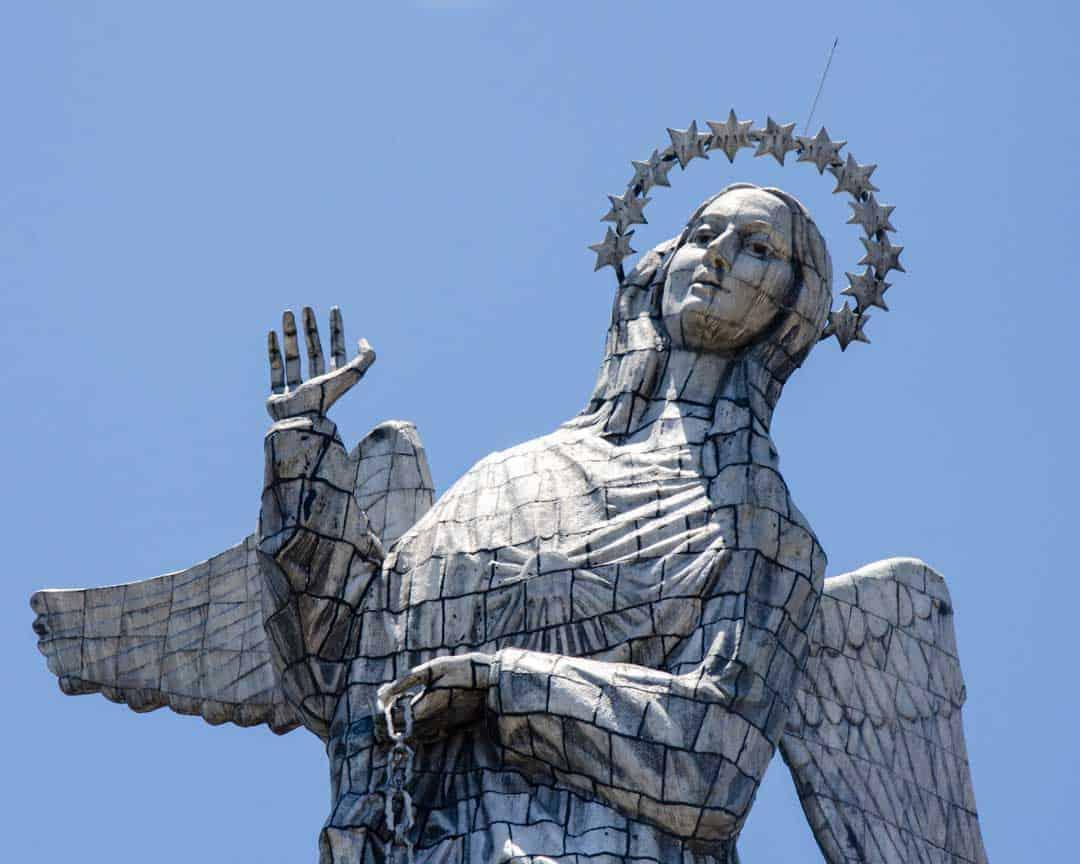 Visita la Vergine di El Panecillo
