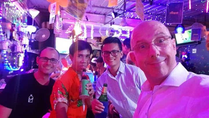 Pex Bar Hua Hin