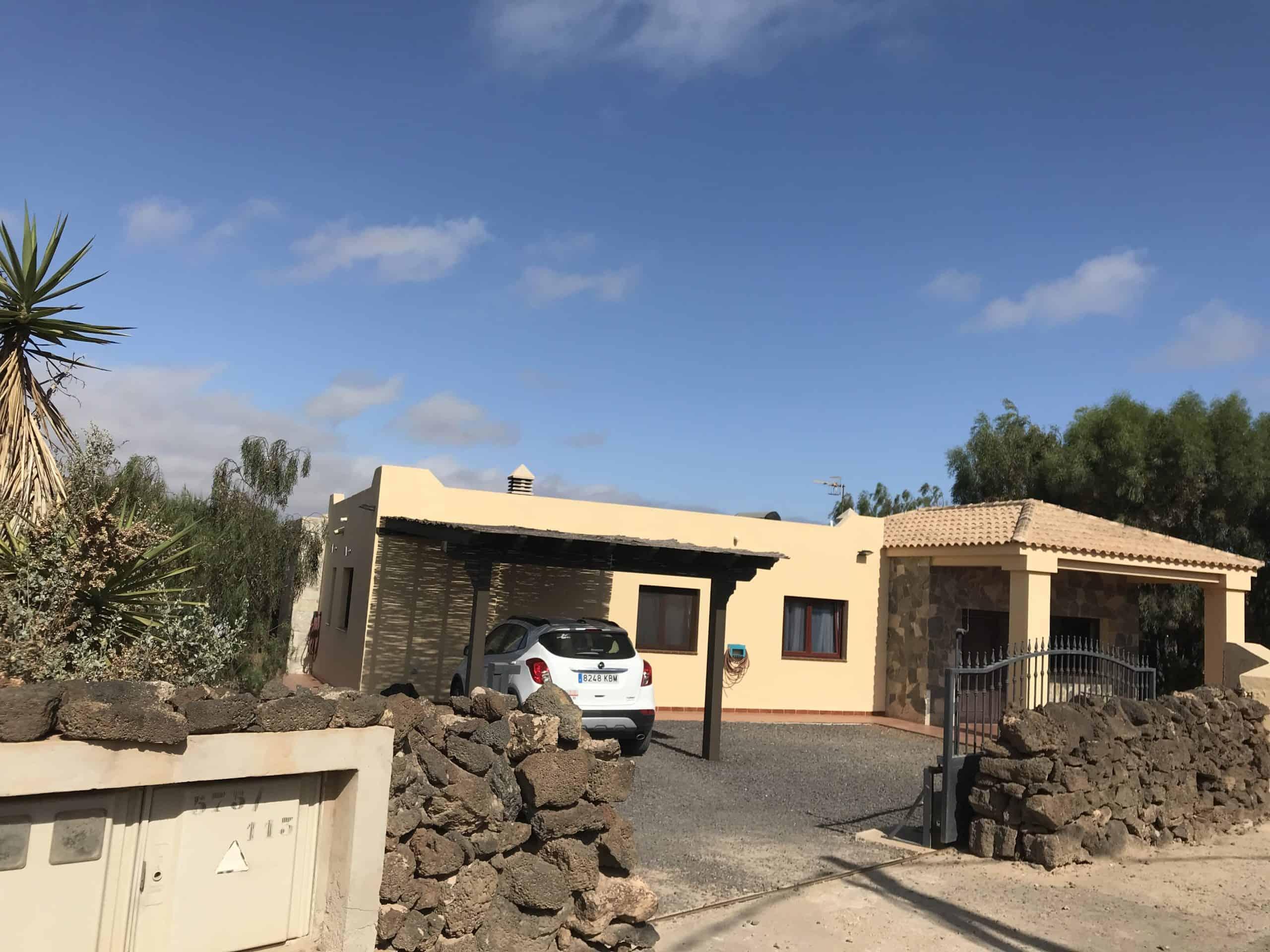 Villa Alegre Lajares富埃特文图拉