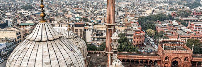 Visiting New Delhi?