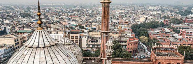 ¿Visita Nueva Delhi?