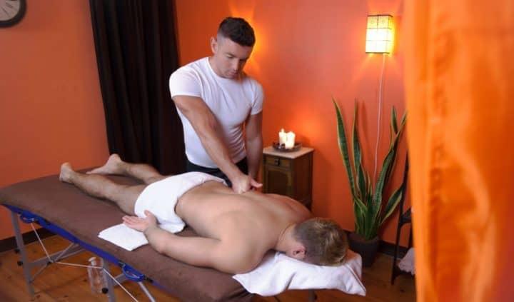 Fisio Massagem