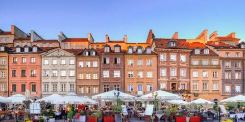 Ting å gjøre i Warszawa