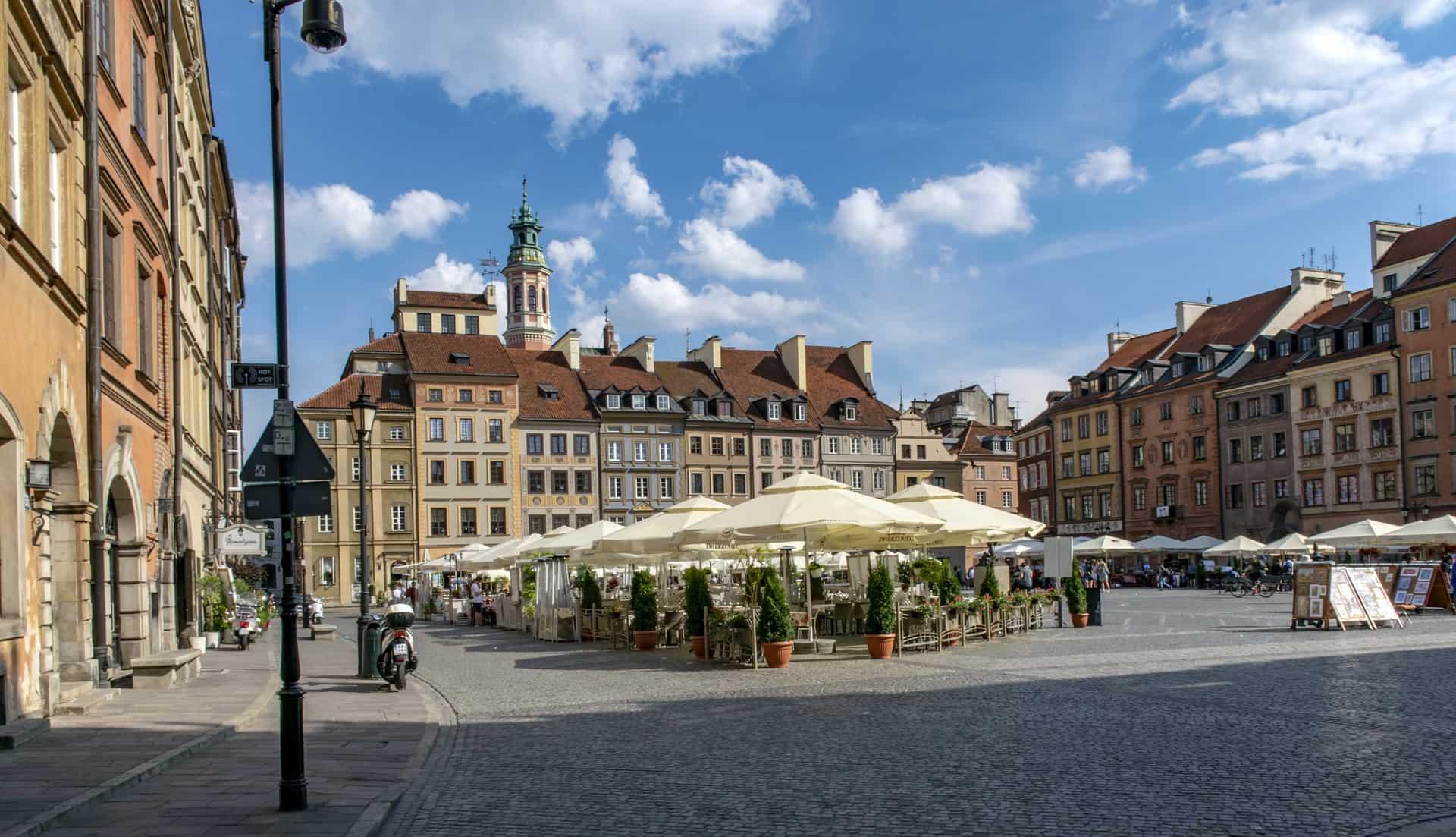 Perkara yang boleh dilakukan di Warsaw