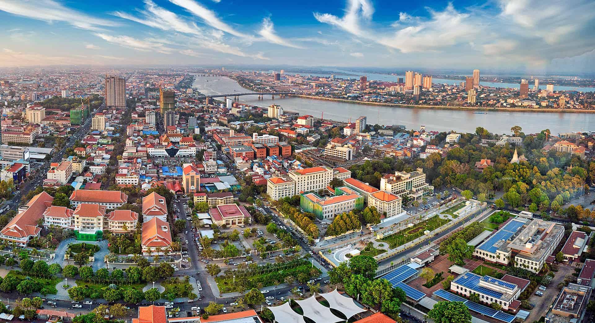 Gay Phnom Penh · Mid-Range + Budget Hotels