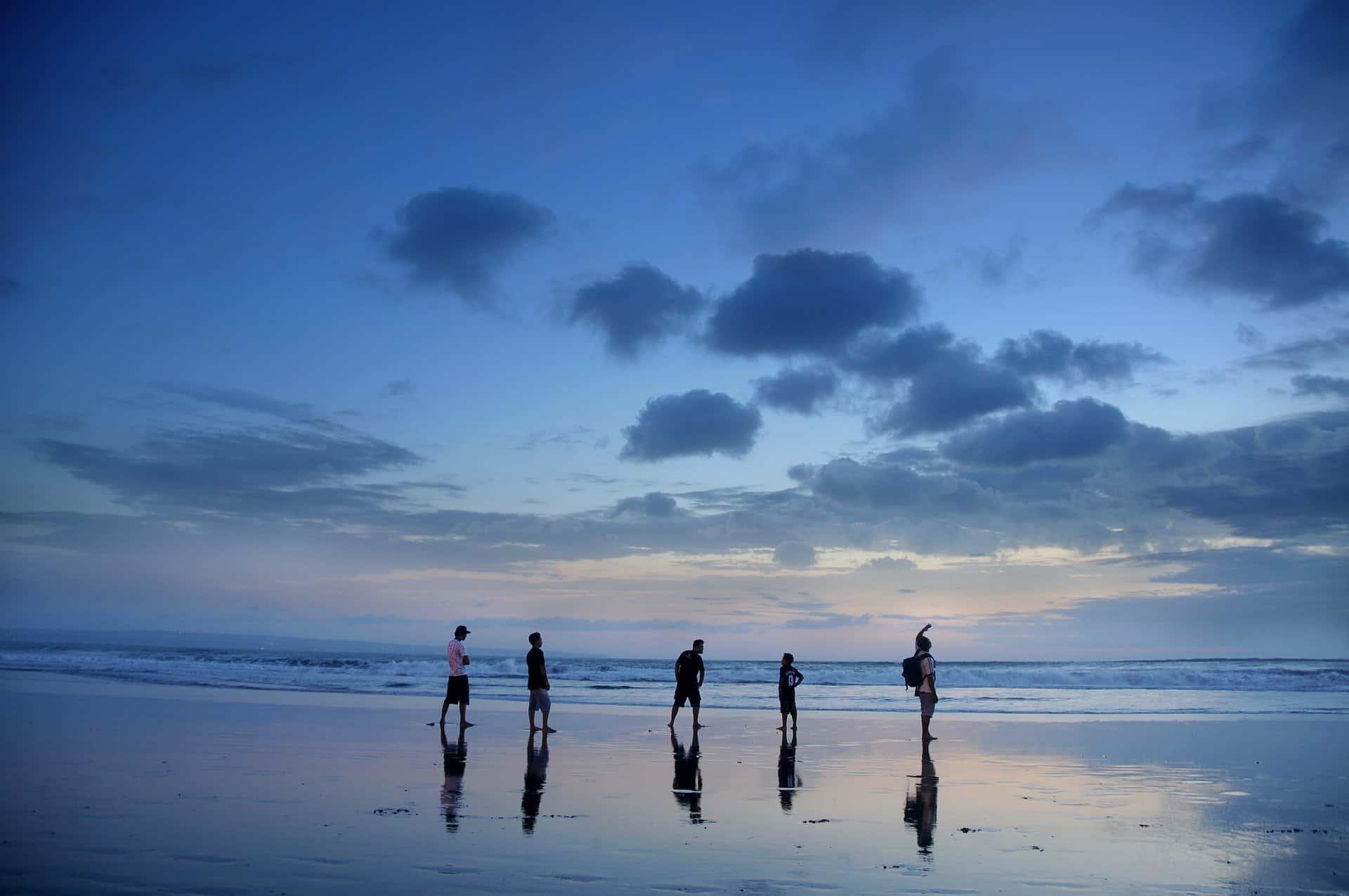 Bali · Spiagge gay