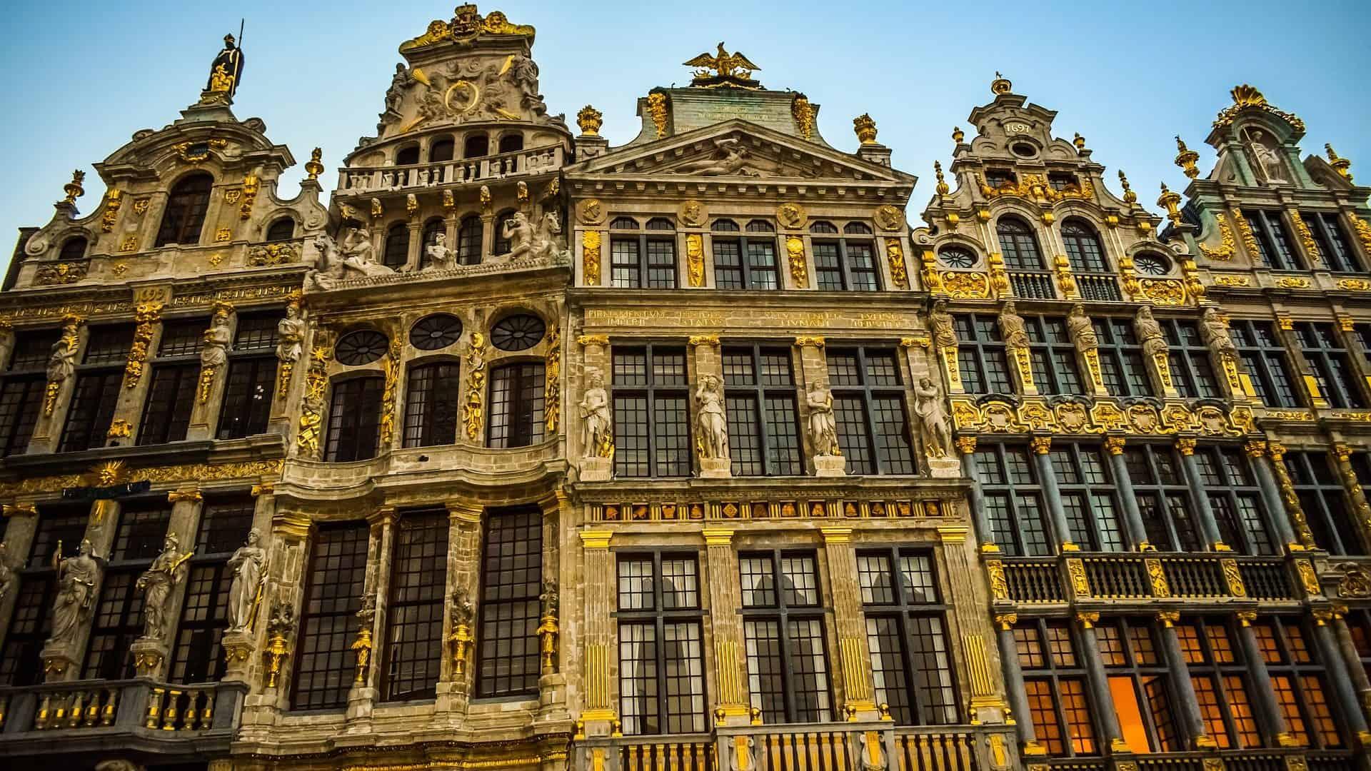Gay Bruxelles · Luksushoteller