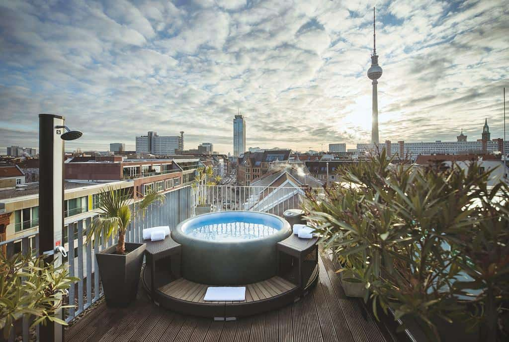Gay Berlin · Hôtels de luxe