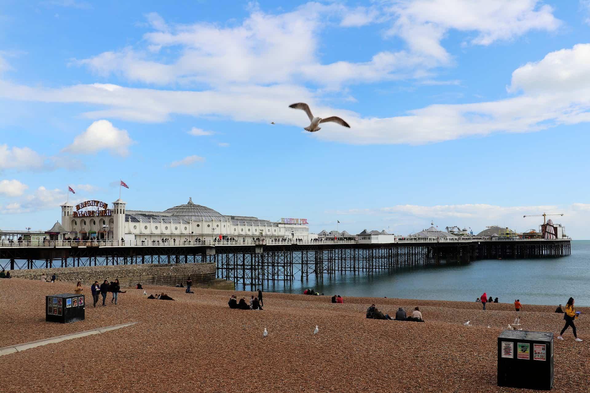 Brighton Gay Beach