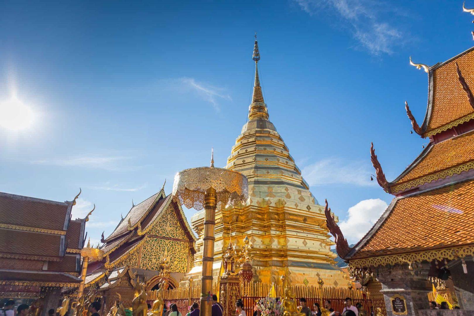 Gay Chiang Mai · Budgethoteller + pensionater