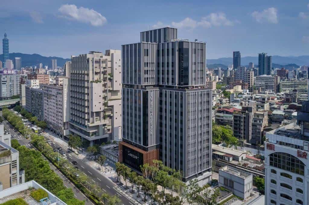 Gay Taipei · Luxury Hotels
