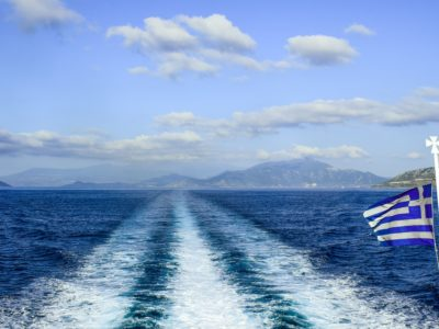 Book a ferry in Greece