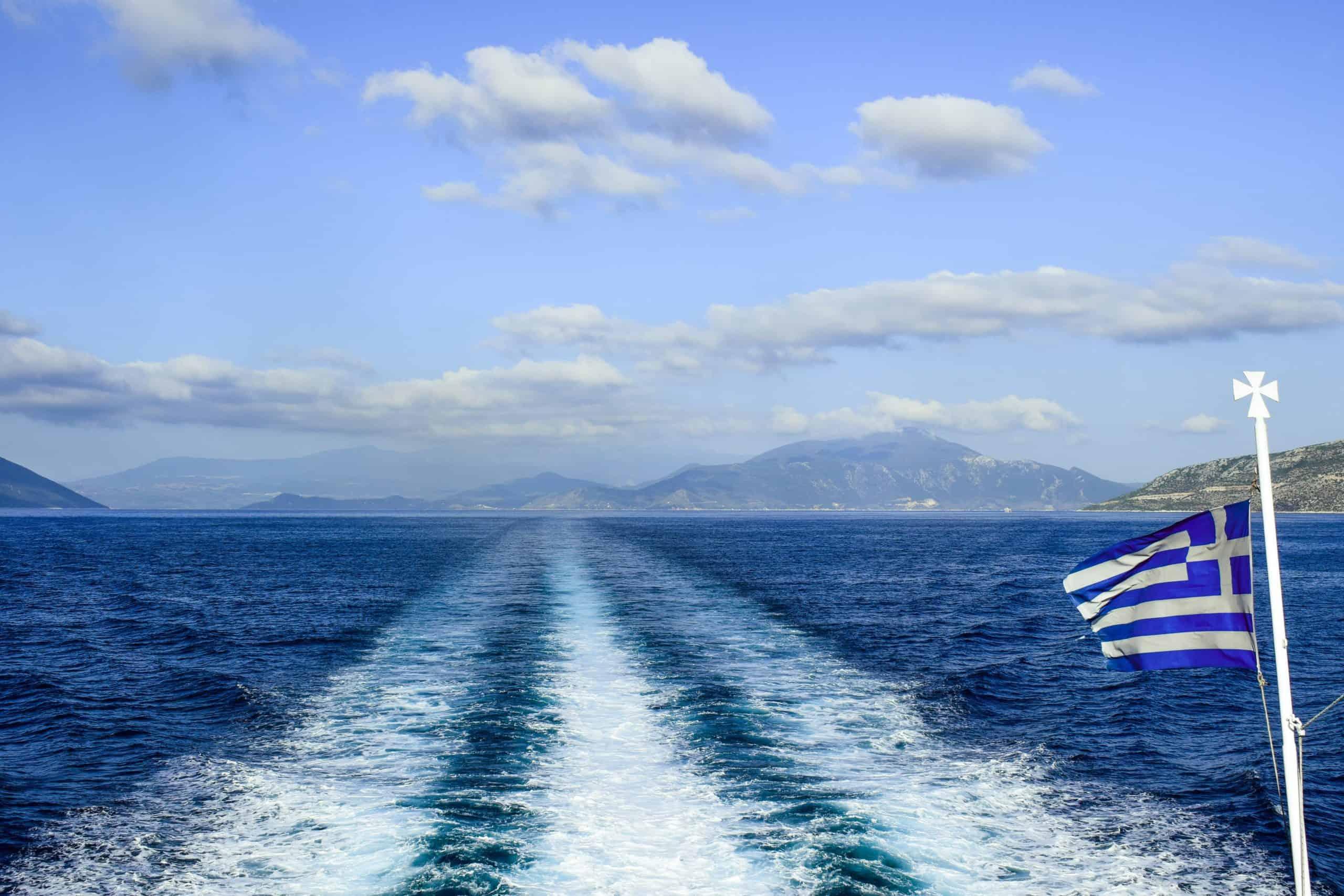 Book a Ferry in Greece