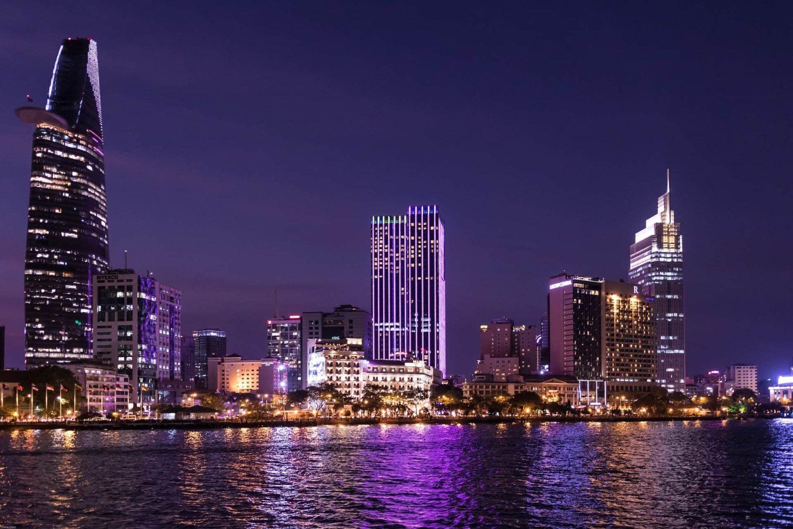 Gay Ho Chi Minh · Luxury Hotels