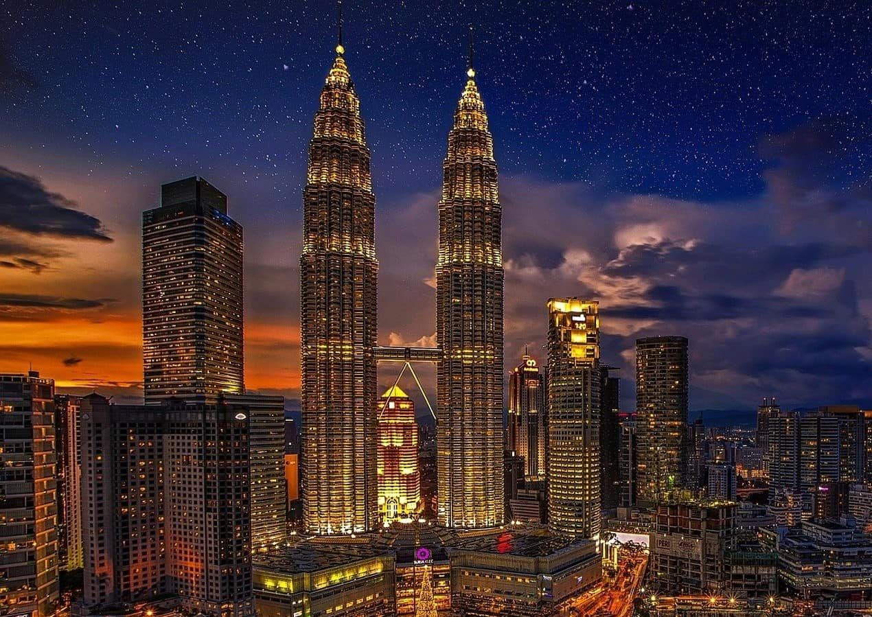 Kuala Lumpur Gay kort