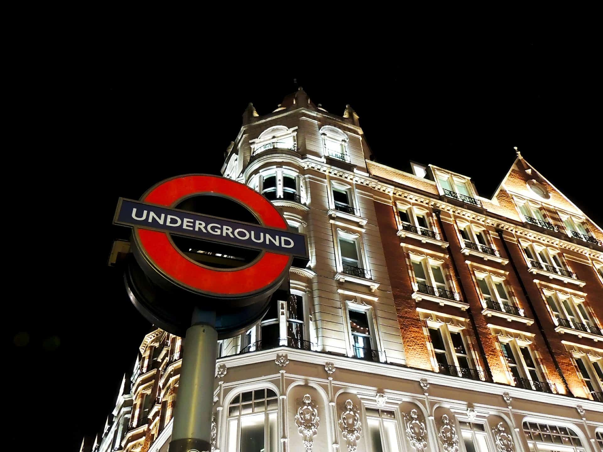 Gay Londres · Auberges