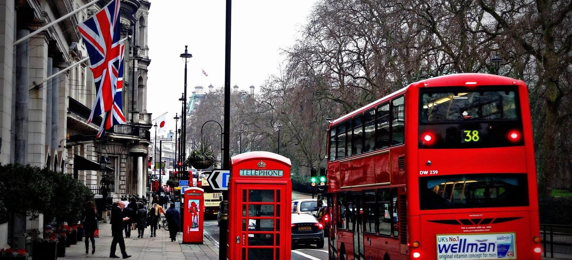 حانات المثليين في لندن