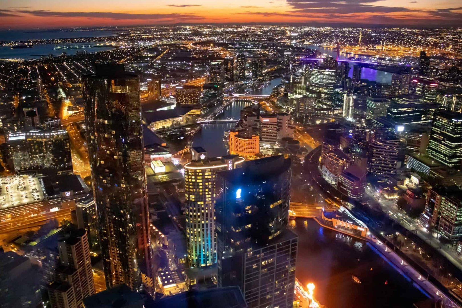 Gay Melbourne · Hôtels
