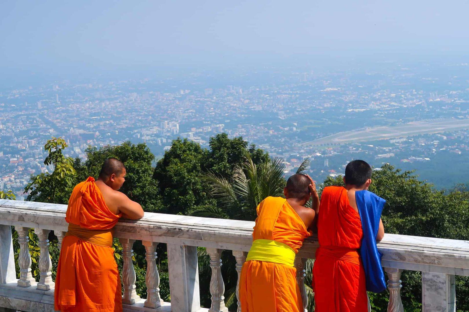 Gay Chiang Mai · Mid-Range Hotels