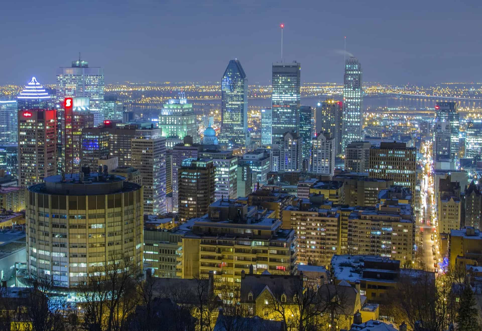 Montreal · Luxury Hotels