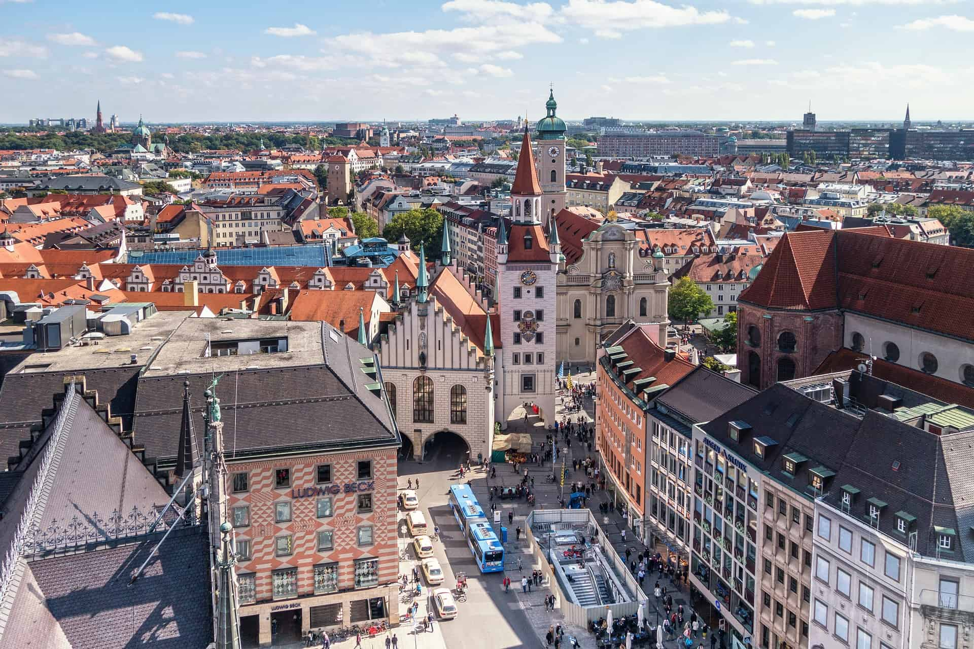 Gay Munich · Hôtels milieu de gamme et pas chers