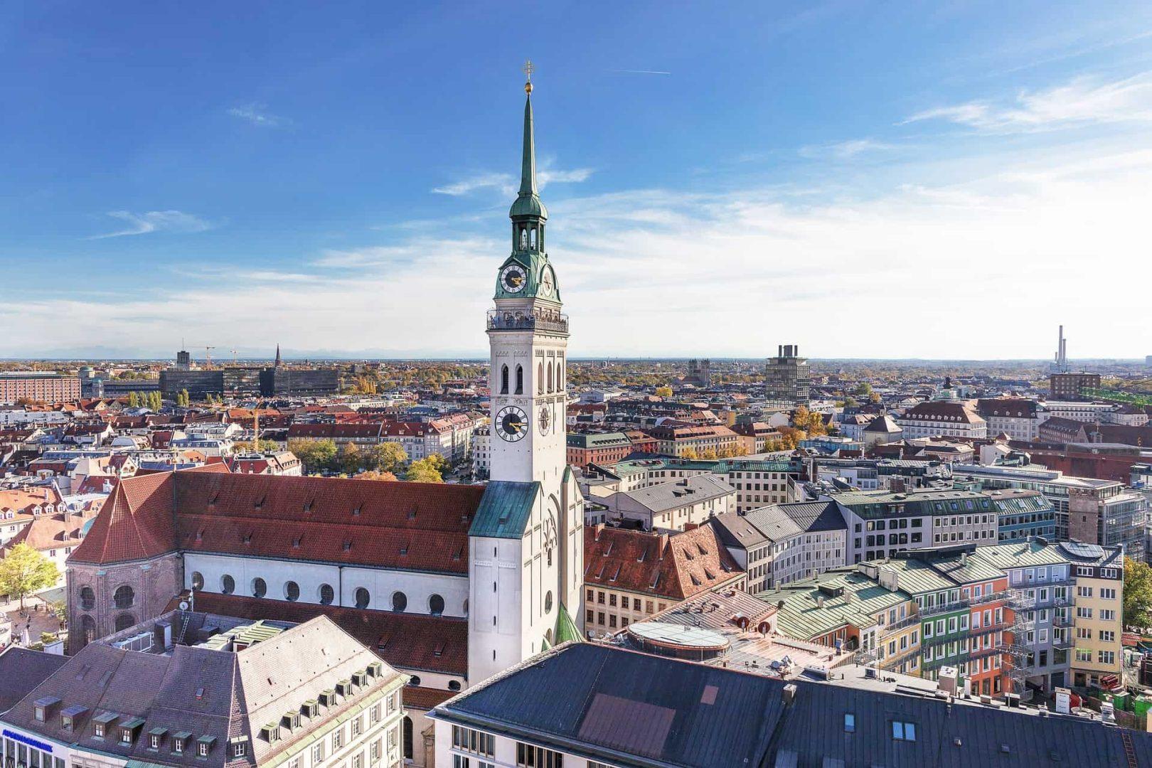 Gay Munich · Mid-Range + Budget Hotels