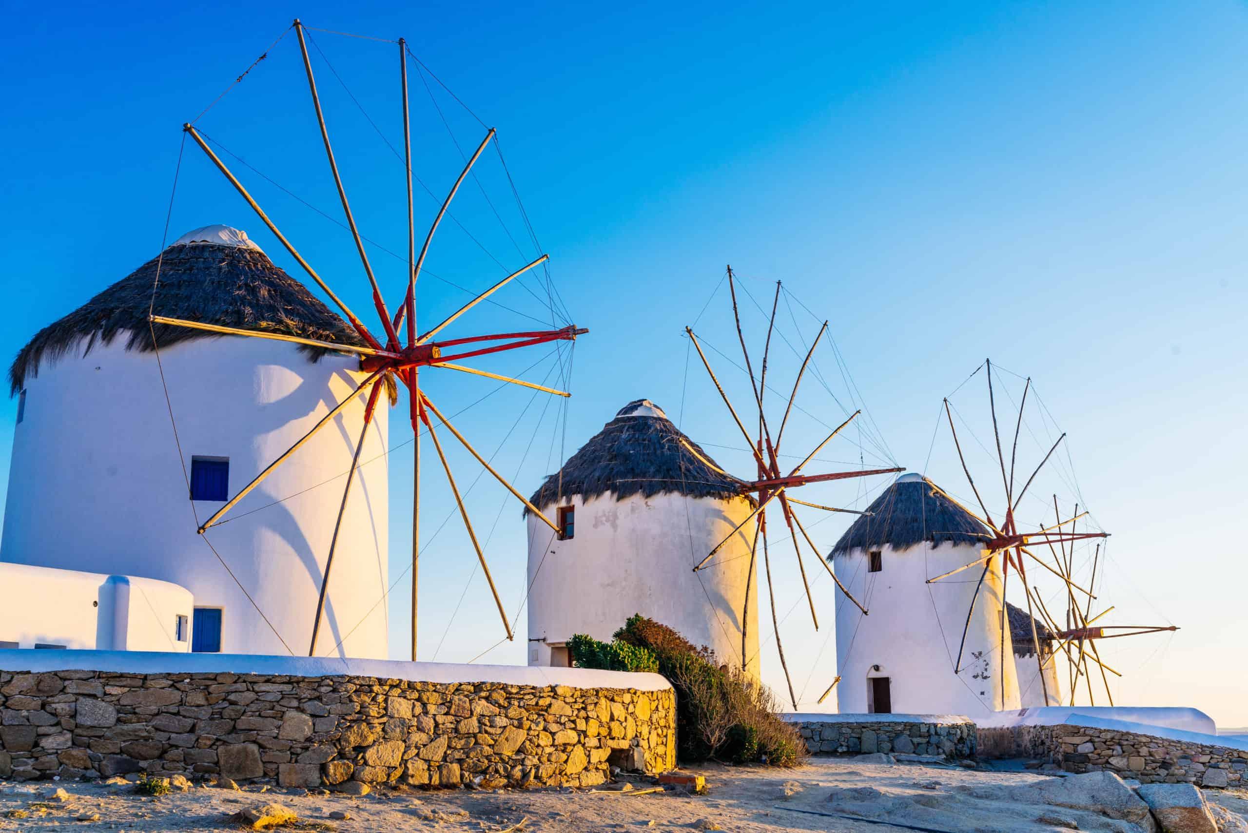 Gay Mykonos · Guide de l'île