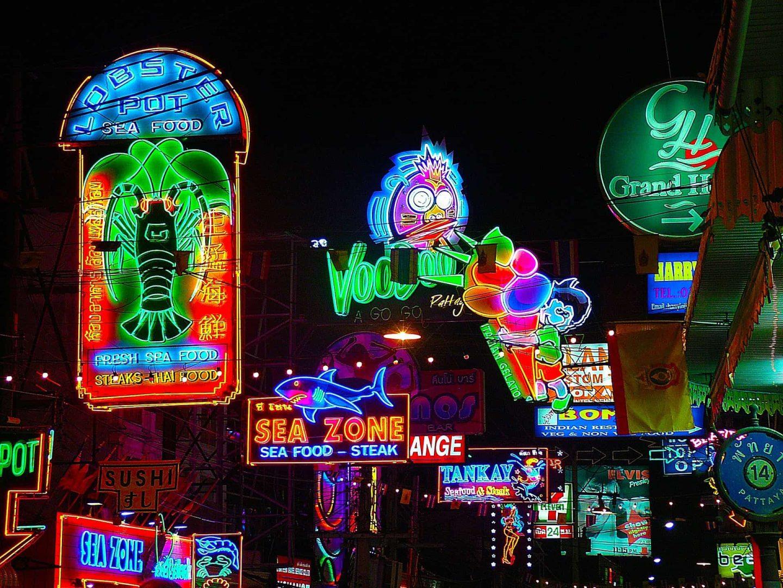 Gay Pattaya · Luxury Hotels