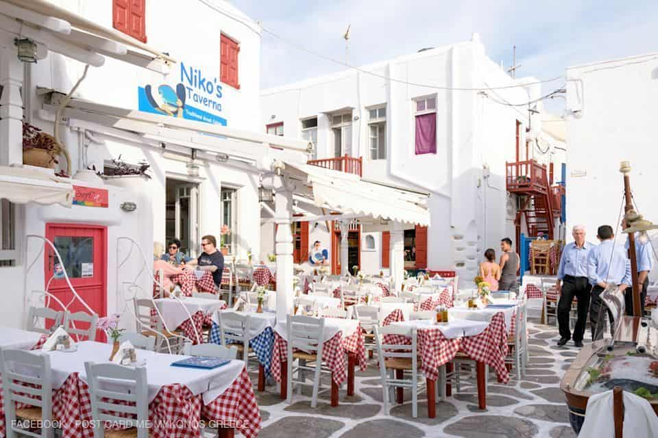 TravelGay 추천 Niko 's Taverna