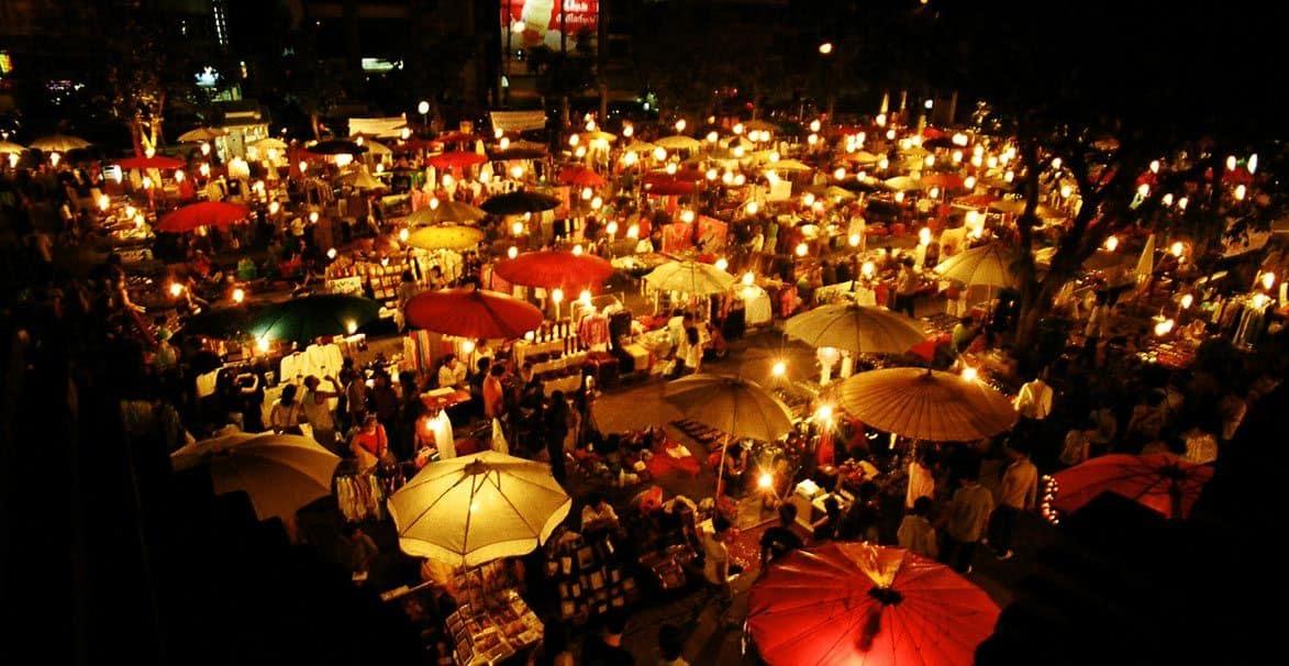 Gay Chiang Mai · Mellemklasse-hoteller