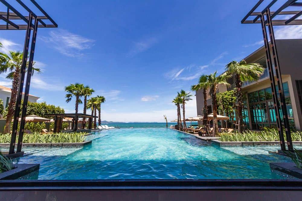 Gay Pattaya · Mellemklasse + budgethoteller