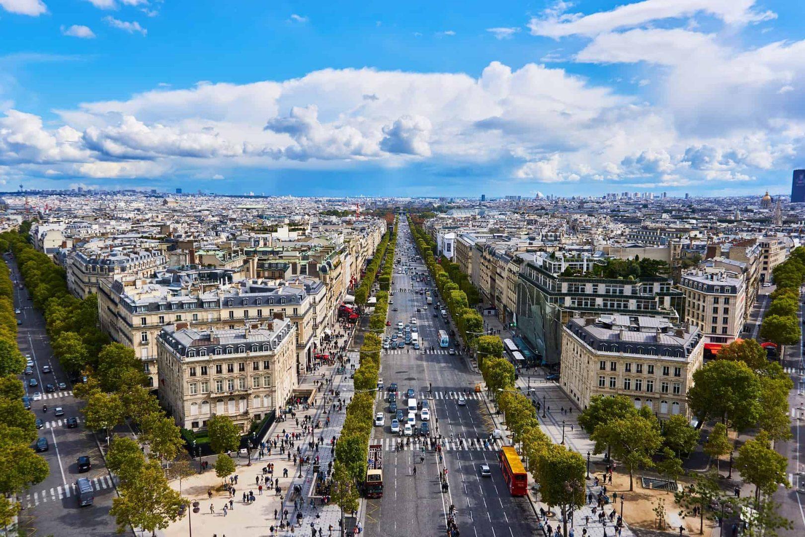 Gay Paris · Mid-Range Hotels