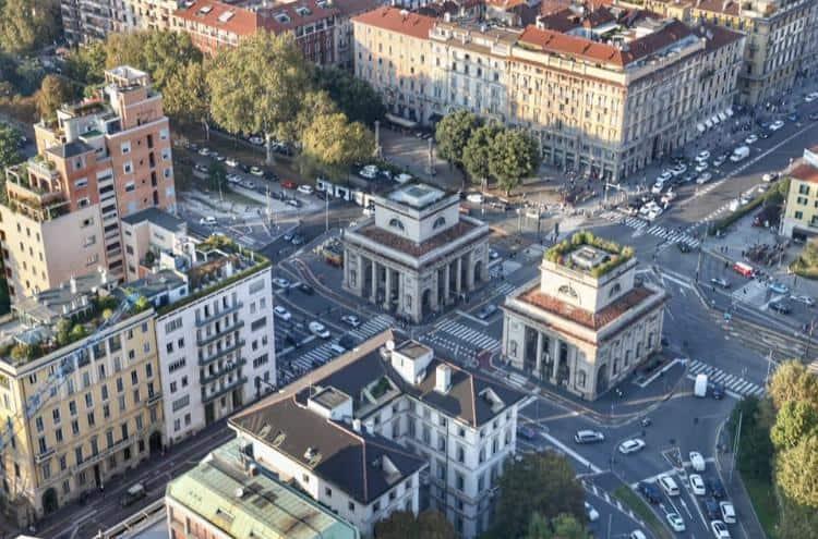 Gay Milan · Luxury Hotels