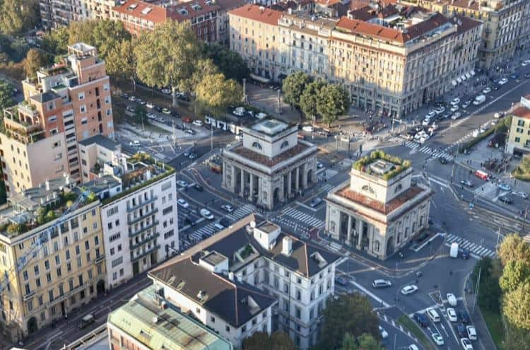 Gay Milan · Mid-Range + Budget Hotels