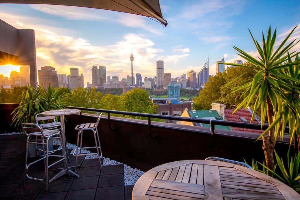 Gay Sydney · Mid-Range + Budget Hotels