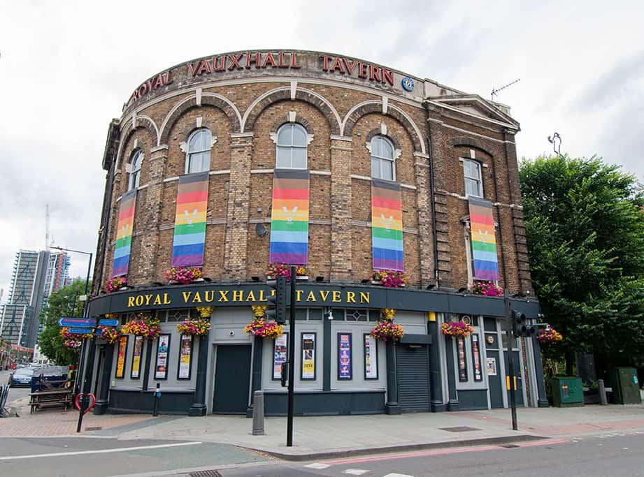 Gay London · Budget Hotels