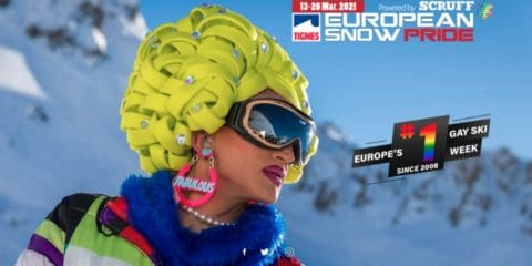 European Snow Pride 2021