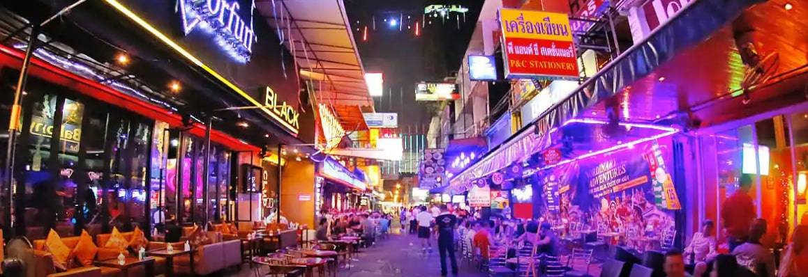 Bangkok Gay Bars