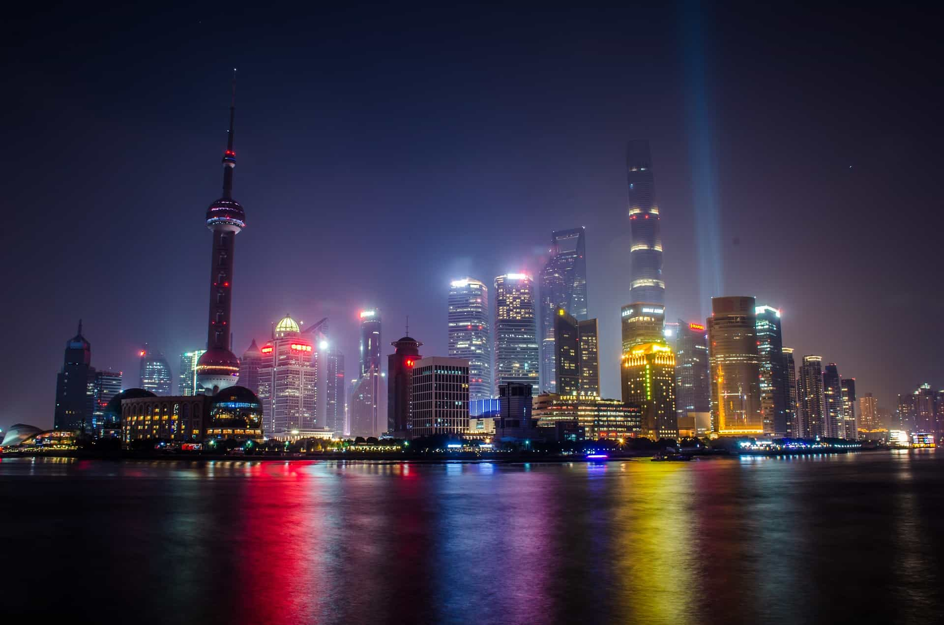 Shanghai · Réductions sur les hôtels