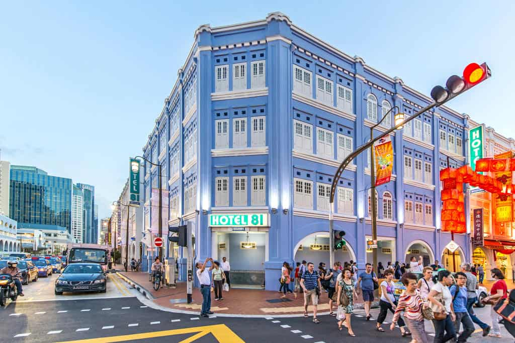Gay Singapore · Budget Hotels