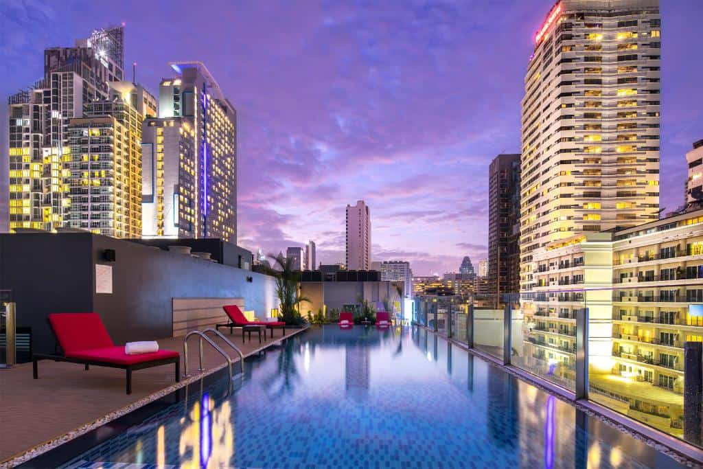 Gay Bangkok · Luxury Hotels