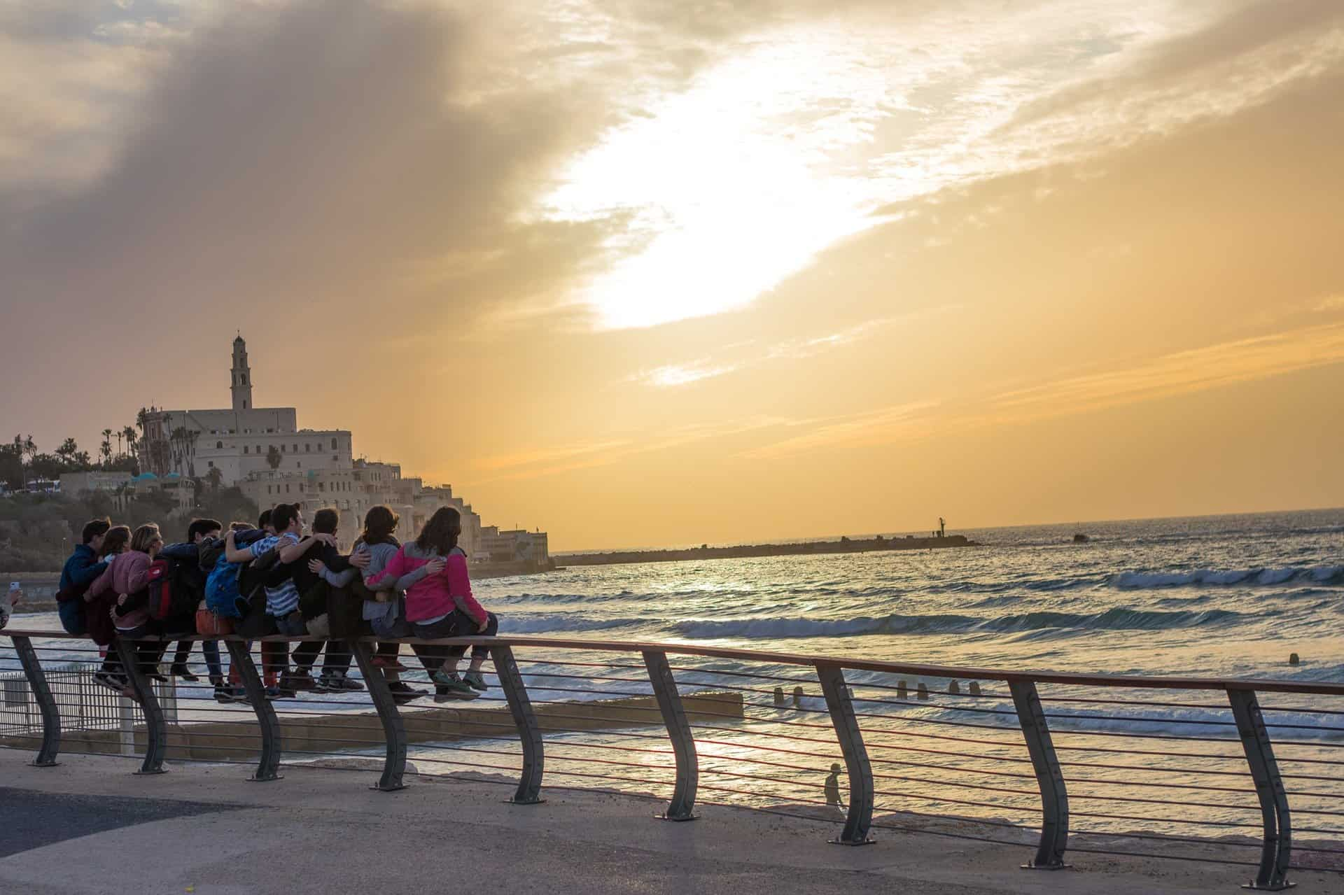 Tel Aviv homoseksuelle barer