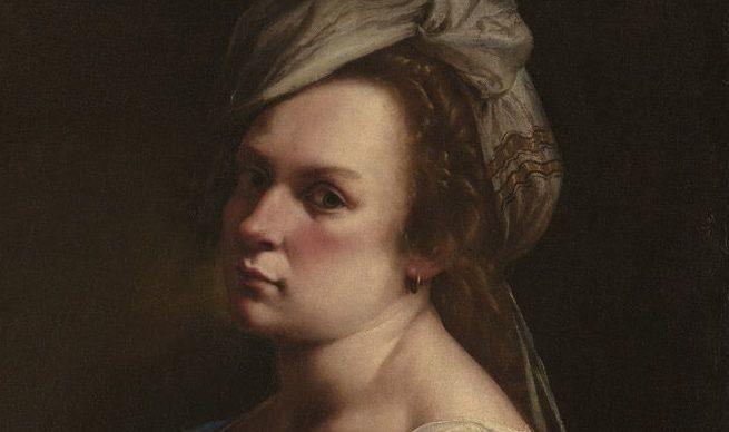 LGBT Italian Art: Artemisia Gentileschi